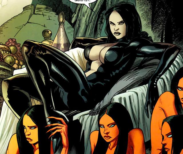 Top 10 con quỷ hùng mạnh trong vũ trụ Marvel (phần 1)