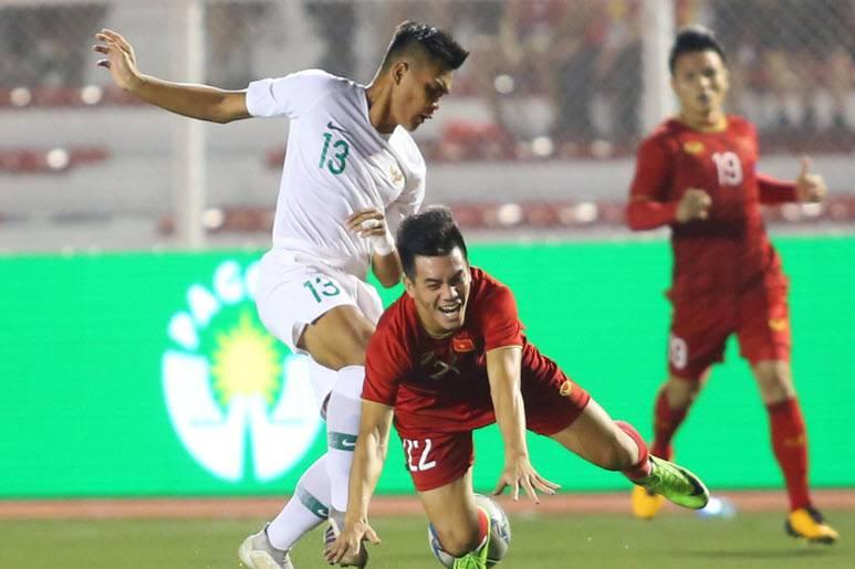 Lịch sử đối đầu siêu cân bằng và kịch tính của Việt Nam và Indonesia ở các kỳ Sea Games
