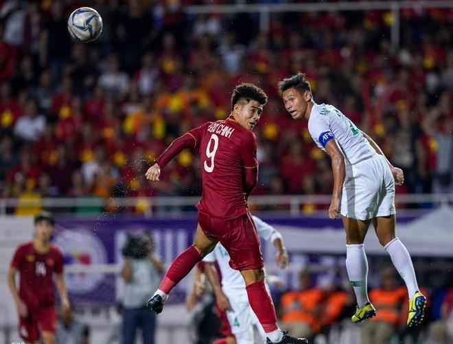 Giá quảng cáo tăng vọt trận chung kết U22 Việt Nam vs U22 Indonesia