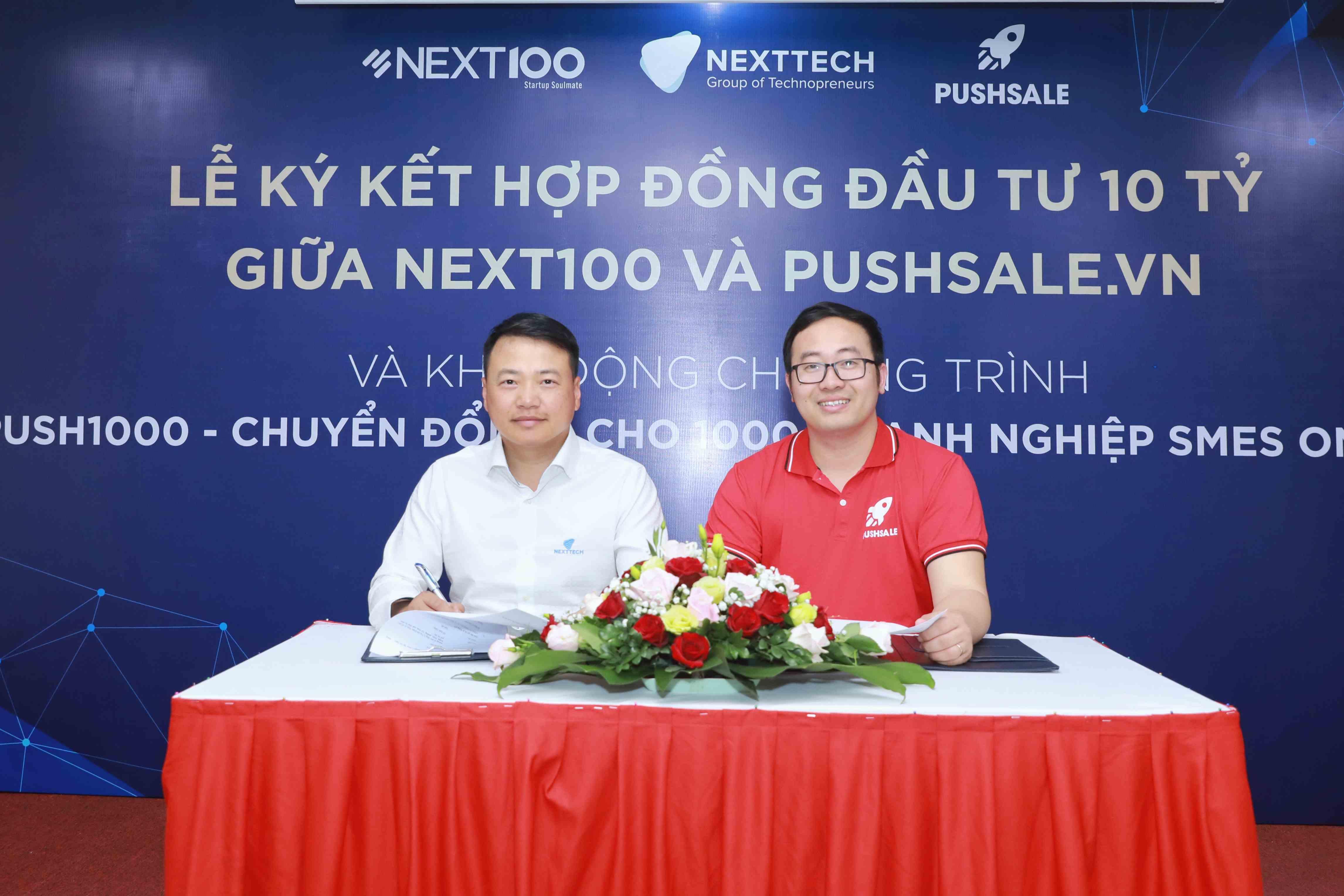 Shark Bình bơm 10 tỷ vào startup chuyển đổi số PushSale.vn chỉ sau 2 lần gặp