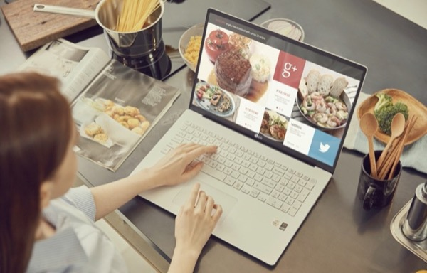 LG Gram 2020 ra mắt với CPU Intel thế hệ 10