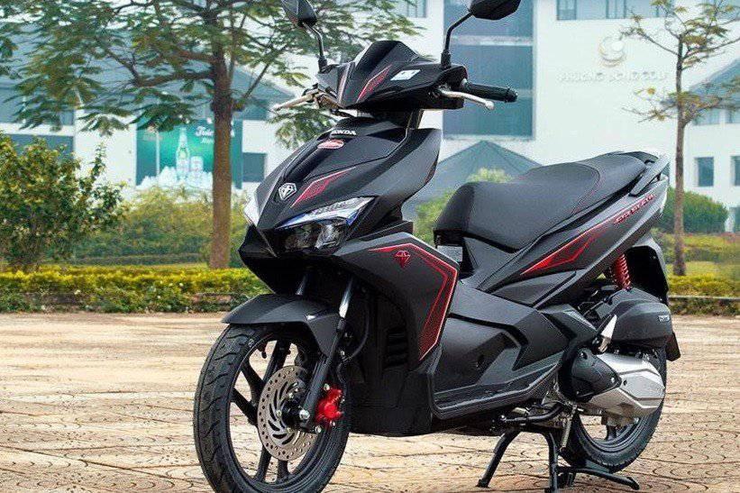 """Honda Air Blade 2020 ra mắt ngày 15/12, có """"phanh ABS, động cơ 150cc"""""""
