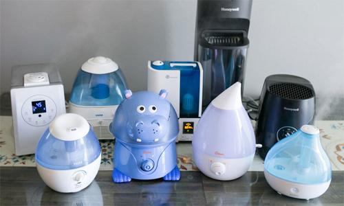 Chọn mua máy tạo ẩm siêu âm hay phun sương cho mùa hanh khô?