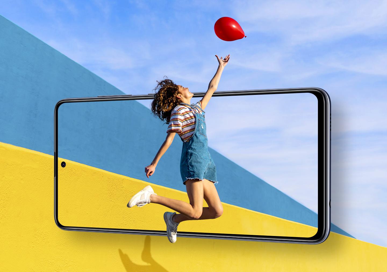 Samsung Việt Nam ra mắt Galaxy A51 đầu tiên trên thế giới: màn đục lỗ, camera macro 5MP, giá 7,99 triệu đồng