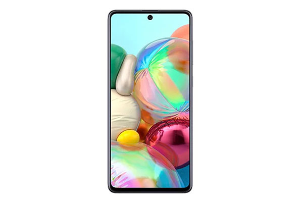 Samsung ra mắt Galaxy A71 với 4 camera sau