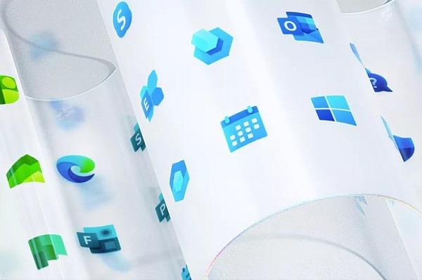 Microsoft công bố thiết kế logo Windows mới cùng 100 biểu tượng ứng dụng hiện đại