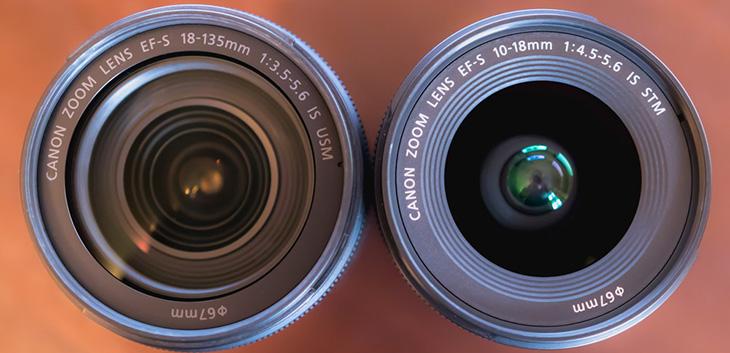 Phân biệt động cơ lấy nét USM và STM trên ống kính Canon