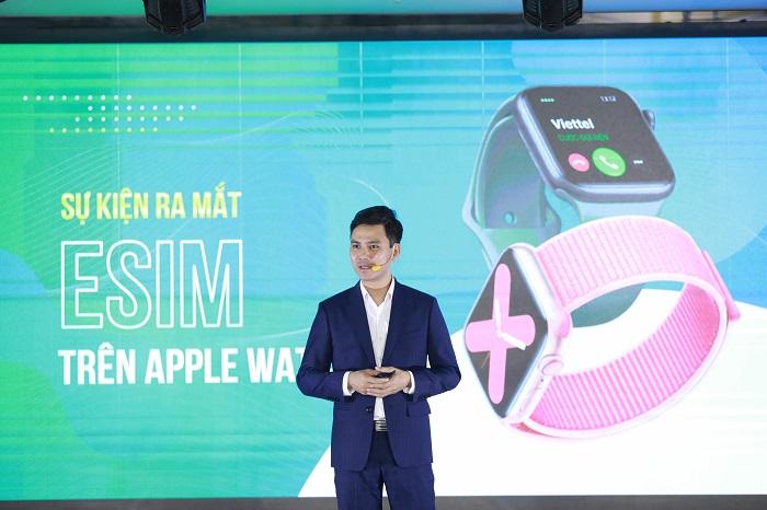 Viettel công bố eSIM cho Apple Watch, miễn phí 6 tháng dịch vụ