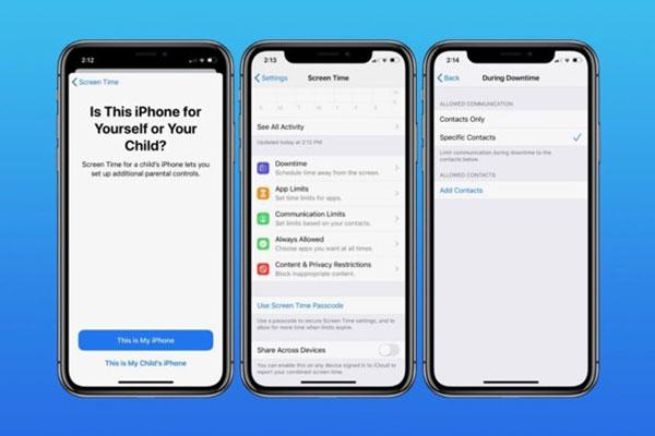 """Tính năng quản lý trẻ em trên iOS 13.3 bị qua mặt """"dễ như bỡn"""""""