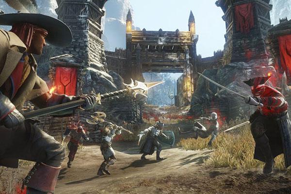 Amazon tung trailer game MMO đầu tiên, ra mắt tháng 5/2020