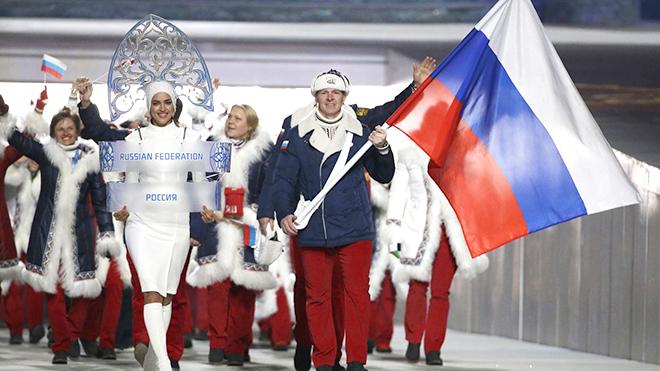 Nga bị cấm tham gia world cup vì doping