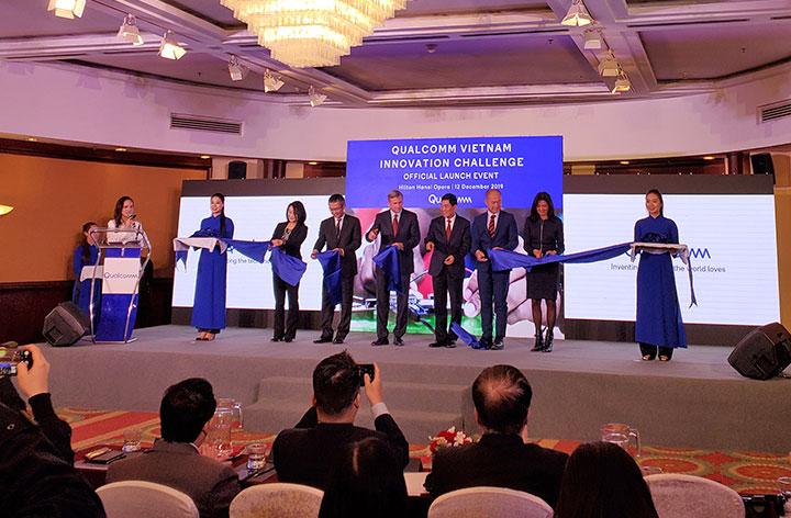 Qualcomm mở cuộc thi thử thách sáng tạo, kiếm 100.000 USD cho các doanh nghiệp Việt Nam