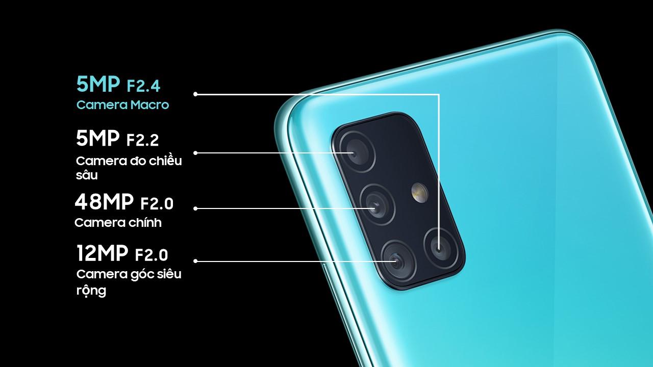 Hơn 250 triệu smartphone Samsung năm sau sẽ có camera đa ống kính