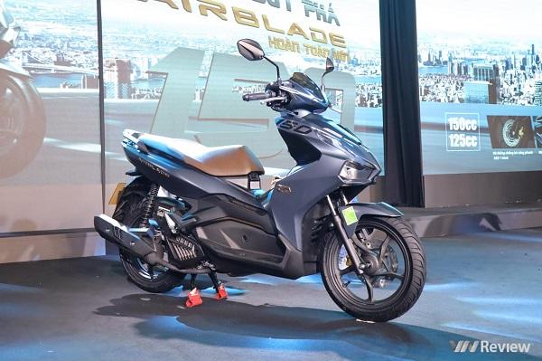 Honda Air Blade 2020 và Yamaha NVX: xe nào ngon hơn?