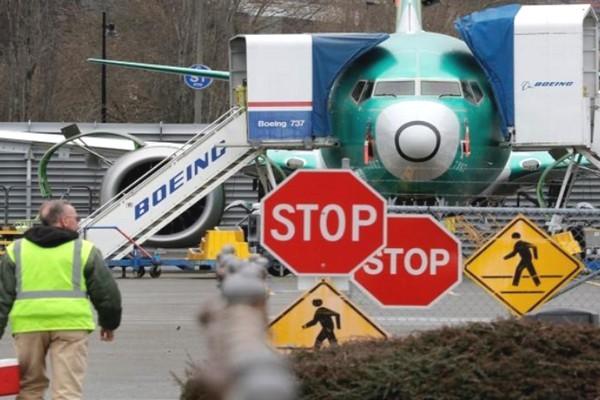 Boeing ngừng sản xuất Boeing 737 Max vì quá nhiều bê bối, không hứa hẹn ngày trở lại