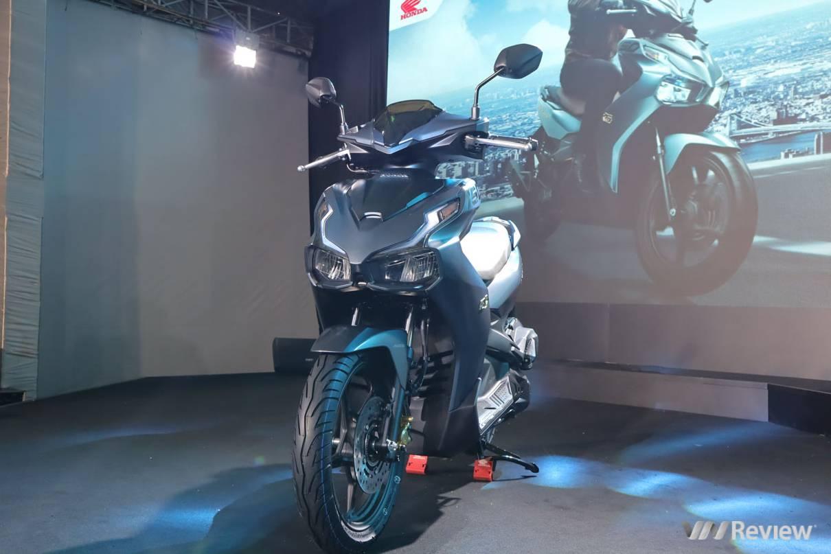Honda Air Blade 2020 bao giờ được bán chính thức ở Việt Nam?