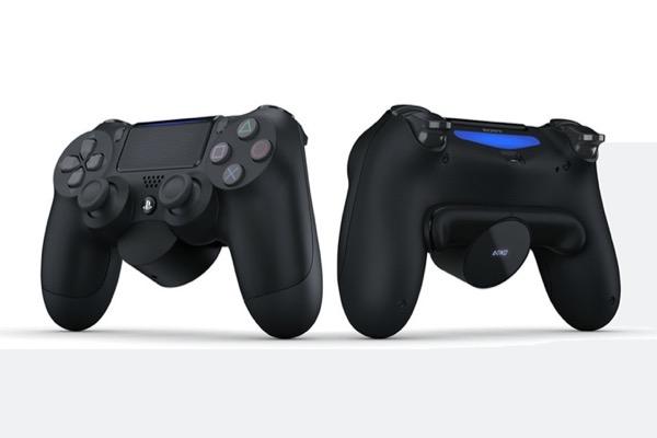 Sony ra mắt phụ kiện nút bấm cho tay cầm PS4