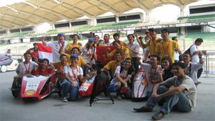 Sinh viên Việt Nam tham dự Shell Eco-marathon châu Á
