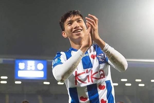 Vừa được ra sân Heerenveen, HLV Park Hang Seo lại muốn Văn Hậu về U23 Việt Nam