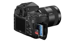 Những máy ảnh DSLR tốt nhất của Sony