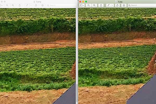 Mẹo giảm dung lượng ảnh trên macOS không cần cài ứng dụng ngoài