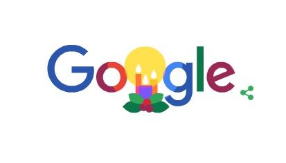 """Google Doodle """"Mừng mùa lễ hội năm 2019!"""""""