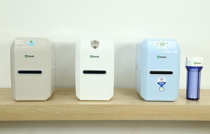 So sánh máy lọc nước A. O. Smith G2, A2 và 1E: Đều tốt, đều hay, chọn sao cho phù hợp?