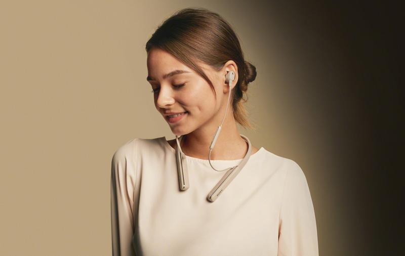 Sony ra mắt tai nghe in-ear choàng cổ WI-1000XM2 ở Việt Nam: có chống ồn, giá 6,99 triệu đồng