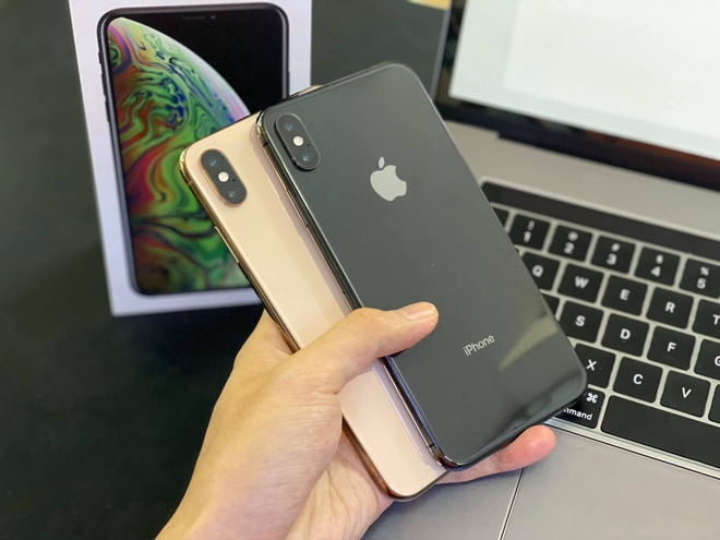 iPhone cũ giảm giá mạnh, XS Max còn dưới 15 triệu tại VN