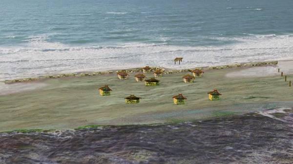 Đê biển 7000 năm tuổi này chính là lời cảnh báo kinh hoàng về biến đổi khí hậu