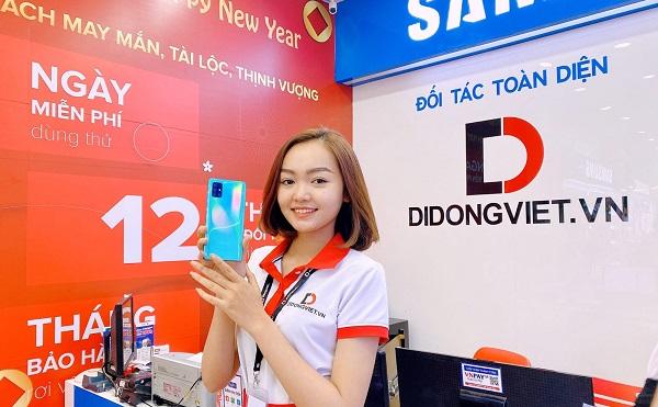 Galaxy A51 và top 5 smartphone có giá dưới 8 triệu đồng đáng mua cuối năm
