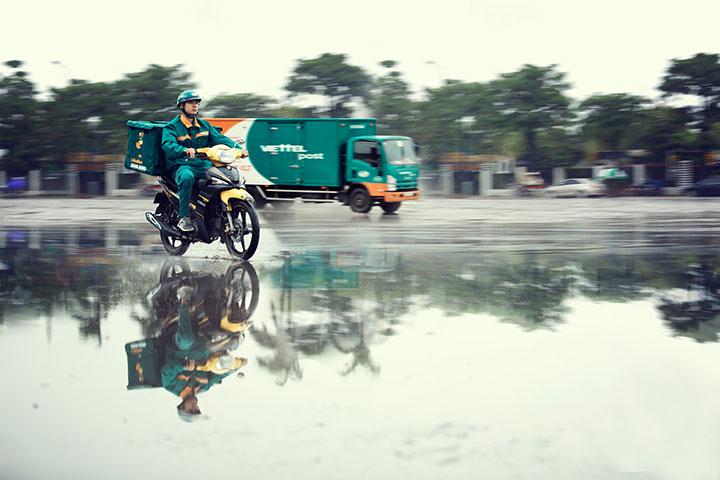 ViettelPost xếp hạng số 1 thị trường vận tải và giao nhận ở Việt Nam