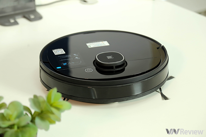 Đánh giá robot hút bụi Deebot Ozmo 920: Bản nâng cấp sáng giá