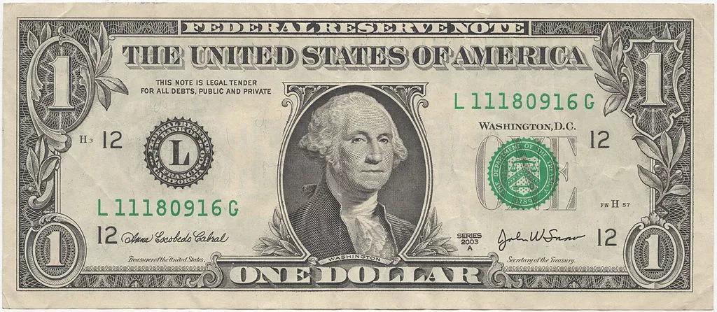 Những gương mặt trên mỗi hóa đơn của Mỹ là ai?