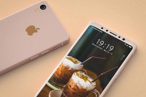 Ngắm ý tưởng iPhone SE 2 có chung nét thiết kế với Bphone 3, Pixel 4