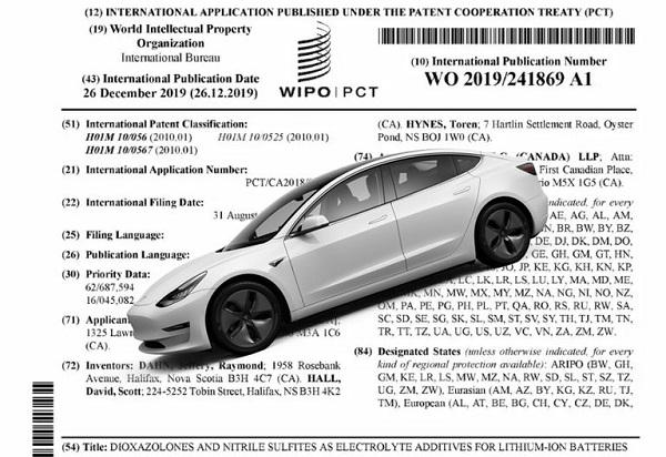 """Tesla nộp bằng sáng chế phụ gia hóa học mới giúp pin """"xịn xò"""" hơn"""