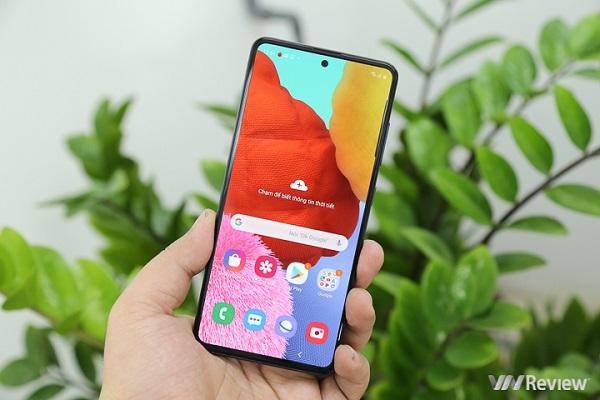 """Đánh giá Samsung Galaxy A51: """"Nhá hàng"""" một năm 2020 đầy thú vị của phân khúc tầm trung"""