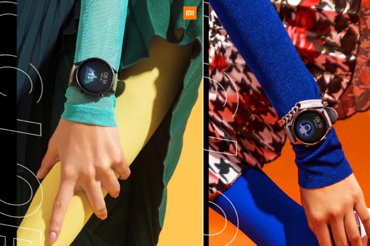 Xiaomi lại ra mắt đồng hồ mới, lần này là Mi Watch Color mặt tròn, có cảm biến nhịp tim