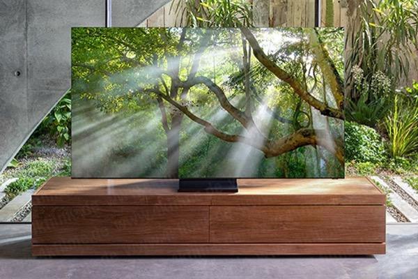 Đây là TV 8K không viền hoàn toàn của Samsung?
