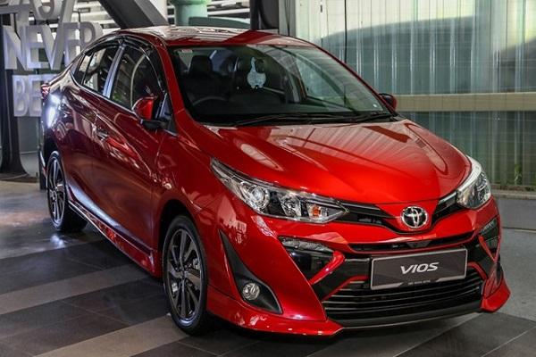 Toyota Vios 2020 khi nào về Việt Nam? Có gì đáng chú ý?