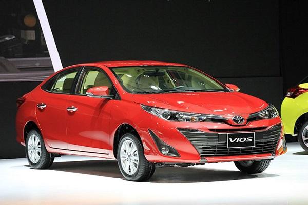 Dọn kho đón phiên bản mới, Toyota Vios giảm giá kịch sàn