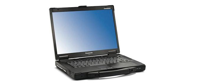 Panasonic cập nhật Ivy Bridge cho các mẫu Toughbooks