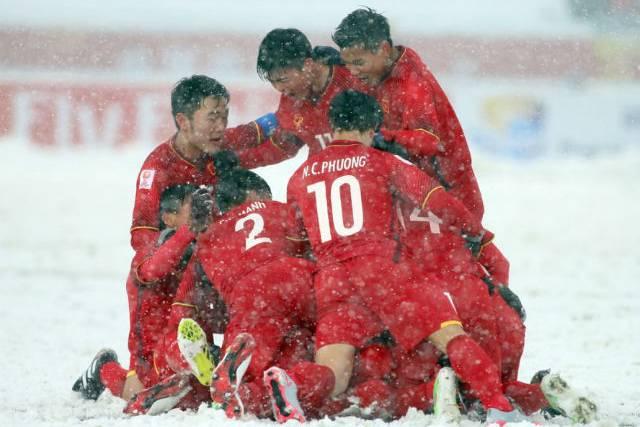 U23 Việt Nam là đội đá ít nhất, thắng ít nhất, thua nhiều nhất từng vào chung kết giải U23 châu Á