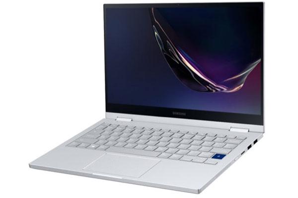 Samsung ra mắt laptop gập xoay Galaxy Book Flex Alpha màn hình QLED