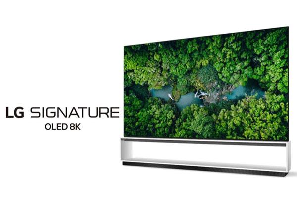 LG ra mắt loạt TV OLED và LCD 'Real 8K' trước thềm CES 2020