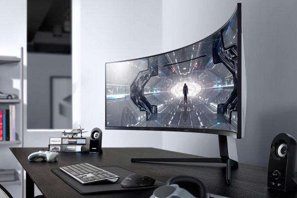 [CES 2020] Samsung ra mắt loạt màn hình QLED cong chuyên game Odyssey: tỉ lệ 32:9, tần số quét 240Hz, có G-Sync