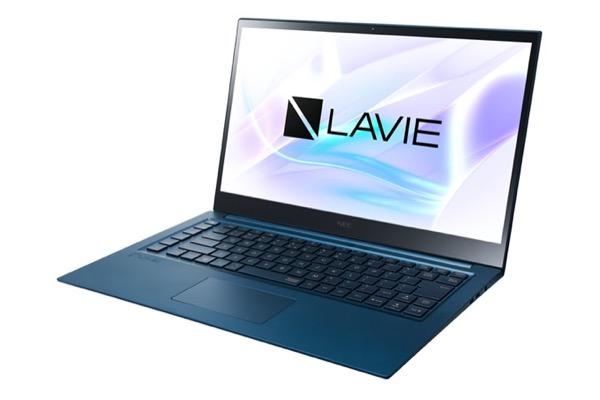 [CES 2020] Thương hiệu Nhật Bản NEC ra mắt laptop nặng 840g, máy tính all-in-one có ổ DVD
