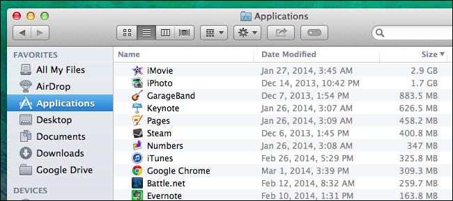 10 cách giải phóng dung lượng ổ đĩa cứng trên máy tính Mac (phần 1)   Giờ đã là năm 2020 rồi nhưng Apple vẫn