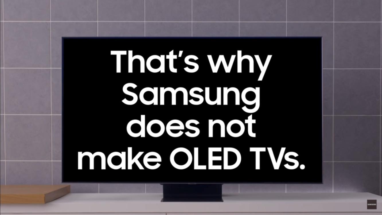 """Chủ tịch Samsung tái khẳng định quan điểm """"sẽ không sản xuất TV OLED"""""""