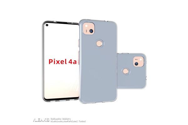 Lộ hình ảnh render ốp lưng cho Google Pixel 4a, xác nhận thiết kế chính thức